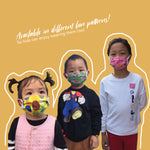 100% Cotton Face Mask | Kids