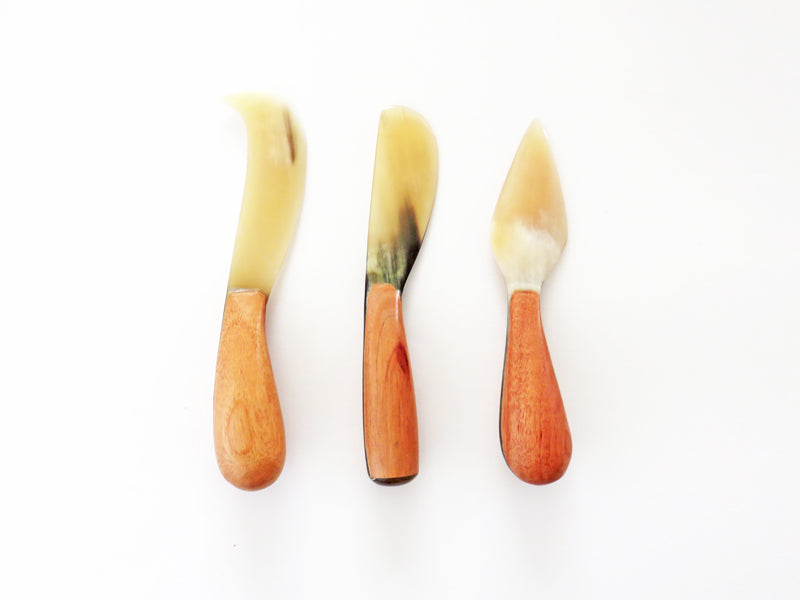 Cheese Knife Set - Light