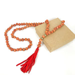 Terra Cotta Tassel Set