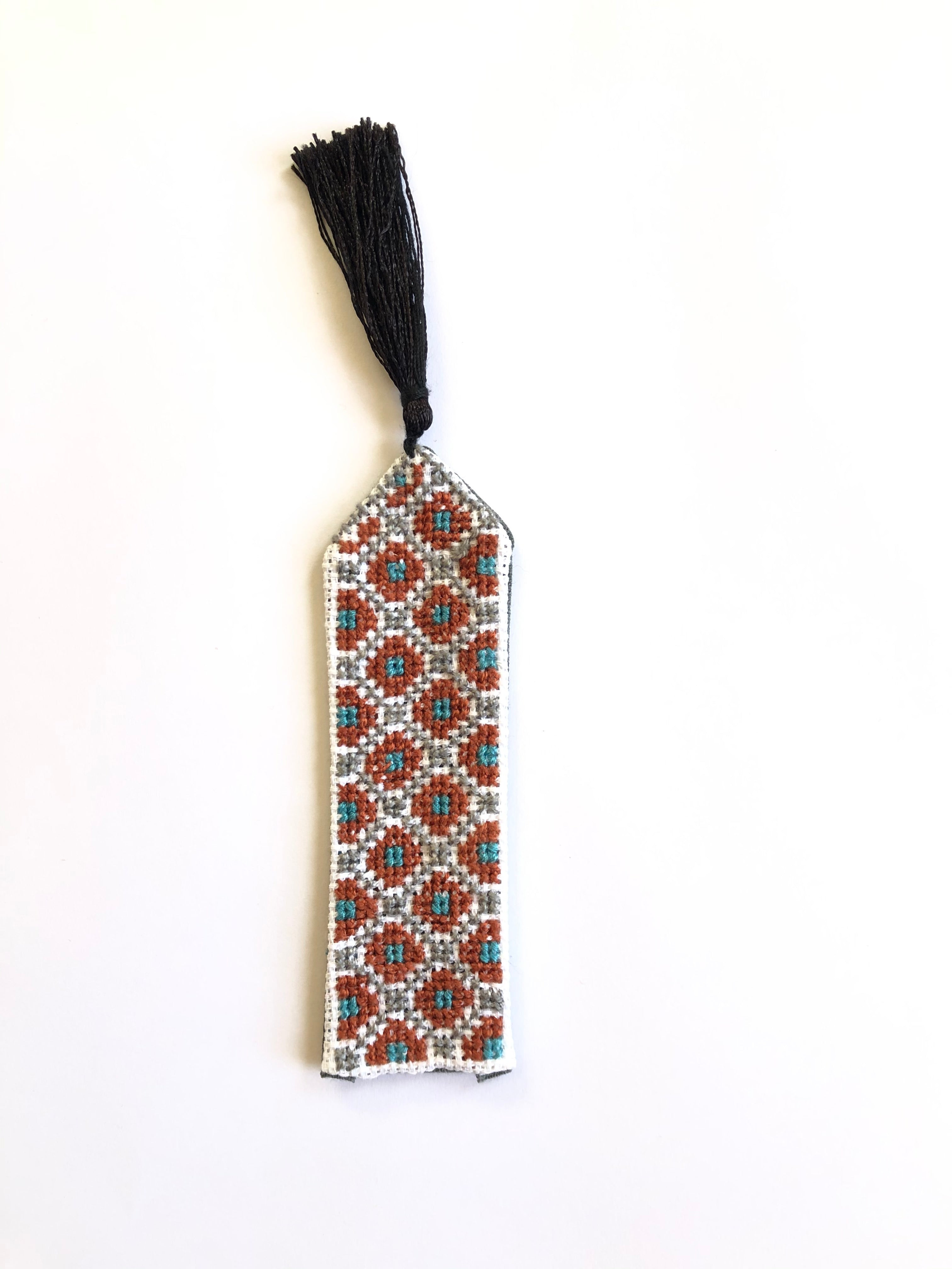Syrian Bookmark- Brown