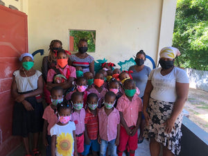 Donate Face Masks to Haiti