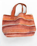 Orange Watercolor Bag