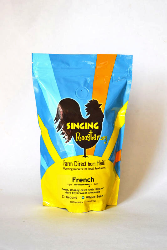 Singing Rooster Coffee - French