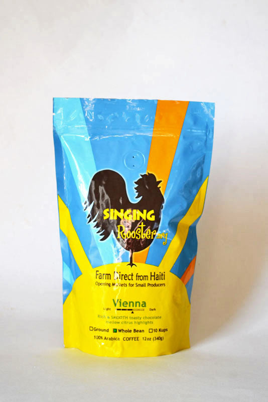 Singing Rooster Coffee - Medium