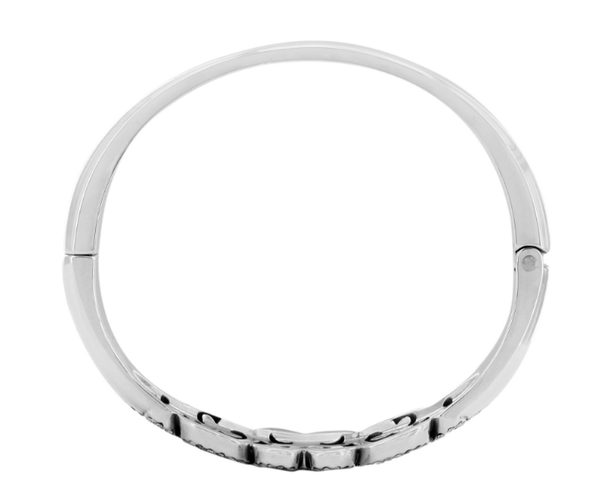 Illumina Hinged Bangle