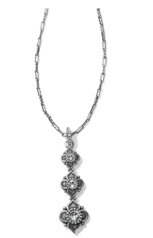 Alcazar Trio Short Necklace