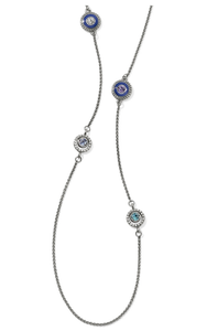 Halo Eclipse Long Necklace