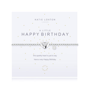 A Little Happy Birthday-Bracelet