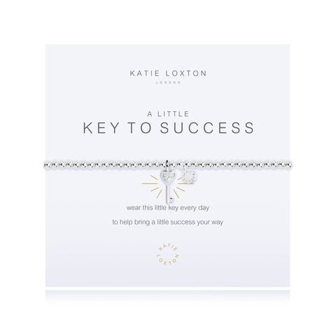 A Little Key to Success- Bracelet