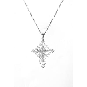 "Small Cross 18""- Follow Me"