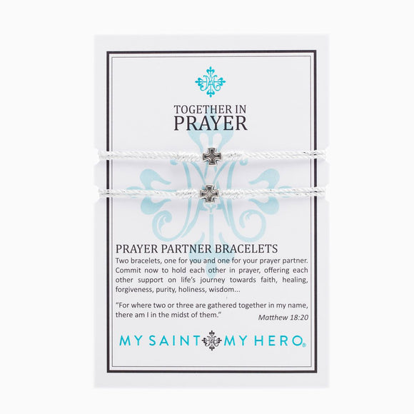 Prayer Partner Bracelet Set