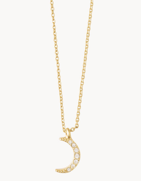 Guiding Light Gold Necklace