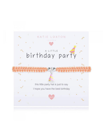 A Little Birthday Party- KIDS