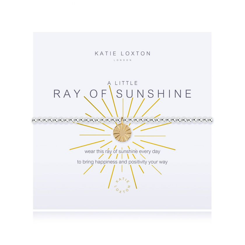 A Little Ray of Sunshine - Bracelet