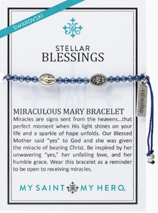 Stellar Blessings Bracelet- Miraculous Mary