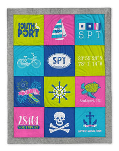 Custom Southport Quilt
