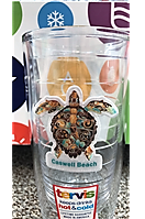 Custom Caswell Beach Sea Turtle Tervis Tumbler - Caswell Beach Tervis