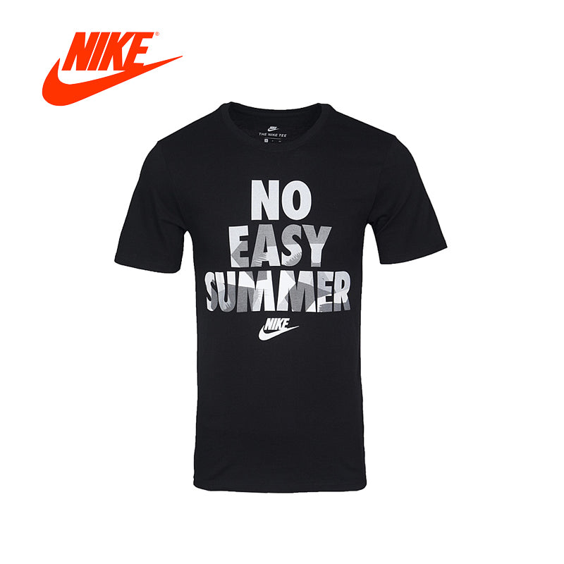 NIKE Short Sleeve T-shirt - 'No Easy Summer'