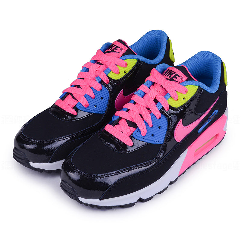 Nike Air Max 90 GS - Black Rainbow – ENORFY 9fa1ed1fd