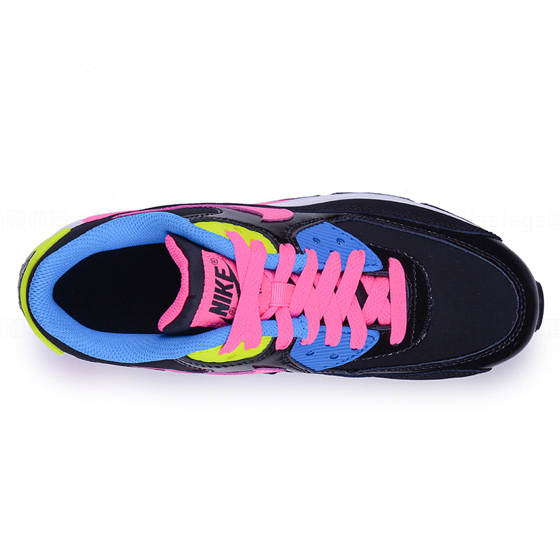 55605764fa338d rainbow printed women nike air