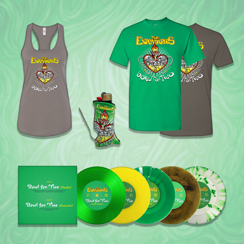 """Bowl For Two"" Merch"