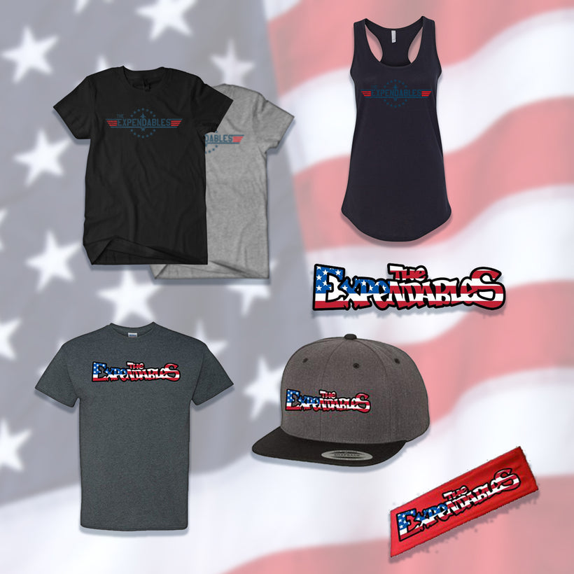 """Stars N' Bars"" Merch"