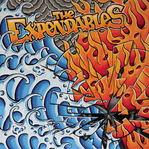 The Expendables Vinyl (Signed)