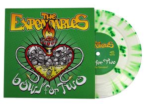 "Bowl For Two Special Edition Vinyl 7"" - Clear Splatter"