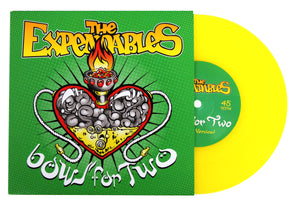 "Bowl For Two Special Edition Vinyl 7"" - Yellow"