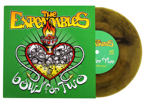"Bowl For Two Special Edition Vinyl 7"" - Yellow Smoke"