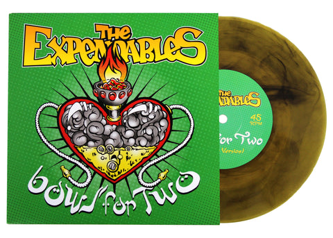 """Bowl For Two"" Vinyl 7"" - Yellow Smoke"
