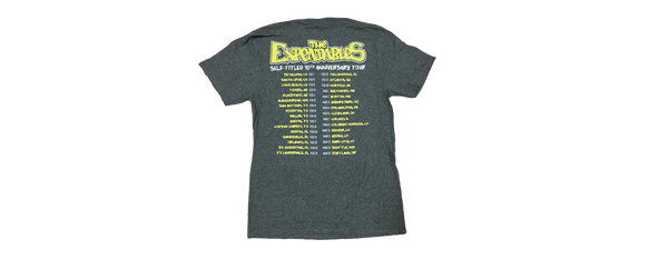 10th Anniversary Tour Tee