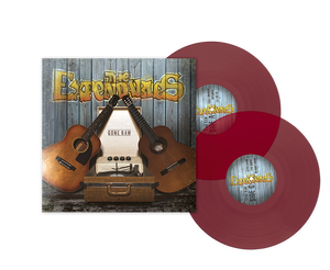 Expendables - Gone Raw 2 Disc Vinyl (Maroon)