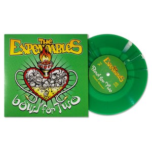 "Bowl For Two Special Edition Vinyl 7"" - Splatter Green"