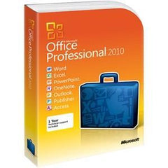 Office Professional 2010 OEM - TechSupplyShop.com - 1