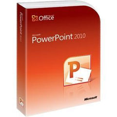 Microsoft Powerpoint 2010 License - TechSupplyShop.com