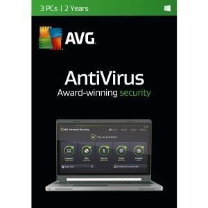 Avg Technologies Usa, Inc Avg Antivirus, 3 Users 2 Years - TechSupplyShop.com