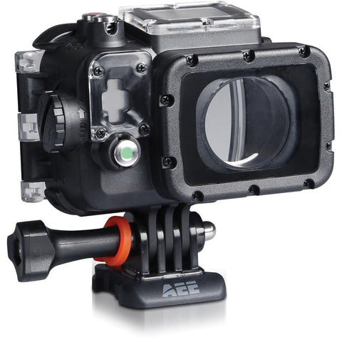 Aee Technology Inc Pro Waterproof Housing And Back Covers for S70 Action Camera - TechSupplyShop.com