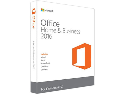 Microsoft Office Home and Business 2016 - All Languages - License - TechSupplyShop.com - 1