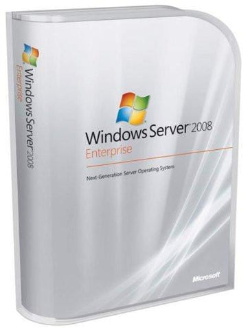 Microsoft Windows Server 2008 Enterprise License Only - TechSupplyShop.com