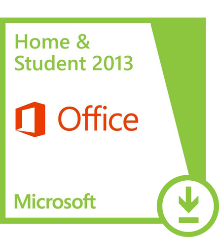 Microsoft Office Home and Student 2013 License