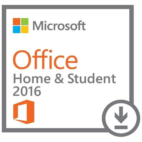 Microsoft Office Home and Student 2016 (Download Delivery)