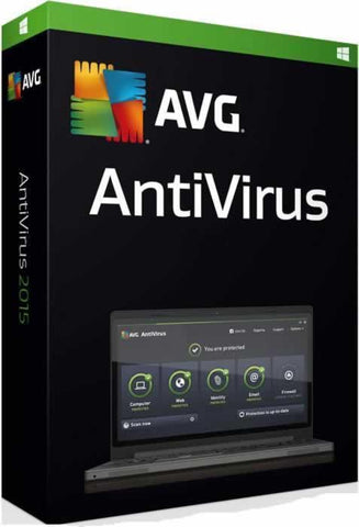 AVG AntiVirus 2018 1 User 1 Year