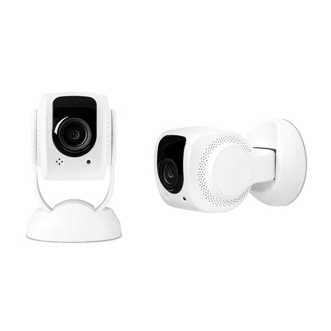 Tend Lynx Indoor 2 WiFi Security Camera - White | Tend