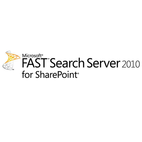 Microsoft FAST Search Server 2010 for SharePoint - License - Open Gov [AEF-00101] - TechSupplyShop.com