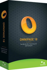 Nuance Omnipage 18 - TechSupplyShop.com
