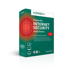 (Renewal) Kaspersky Internet Security Multi Device (5-User) Retail Box - TechSupplyShop.com