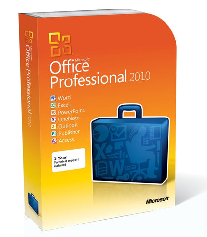 Microsoft Office 2010 Professional AE - License - TechSupplyShop.com - 1