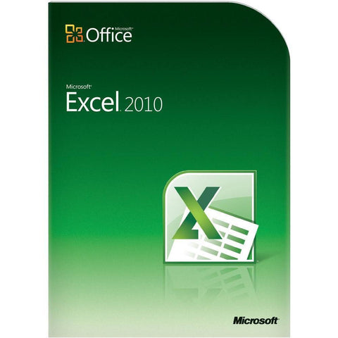 Microsoft Excel 2010 Retail License - TechSupplyShop.com - 1