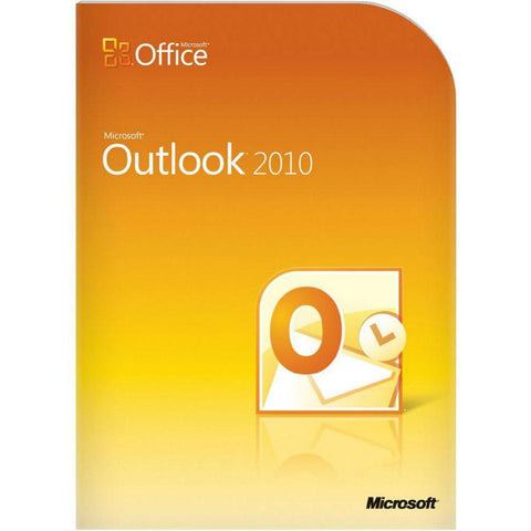 Microsoft Outlook 2010 - Retail License - TechSupplyShop.com